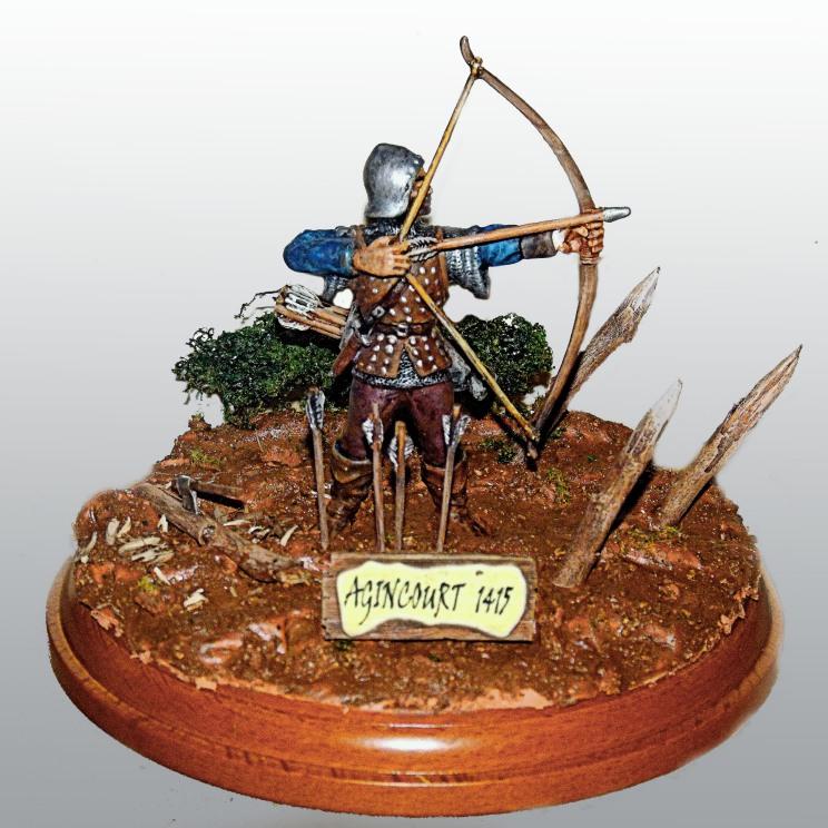 Arquero Agincourt -01