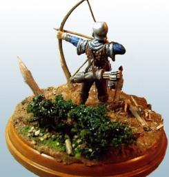 Arquero Agincourt -02