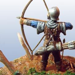 Arquero Agincourt -03