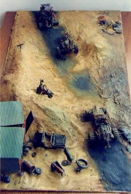 Una de rollo Mad Max