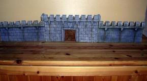 Murallas y puerta