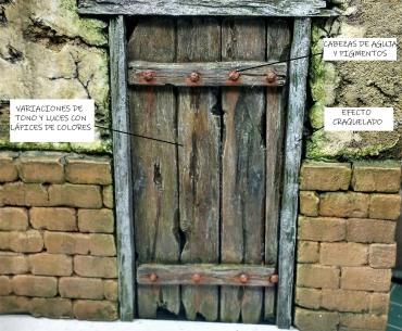 Dándole más caracter a La Puerta